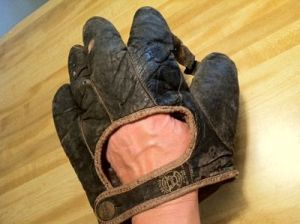 Old Baseball Glove