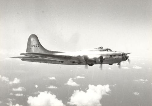 "The ""Sally"" B-17 Flying Fortress"