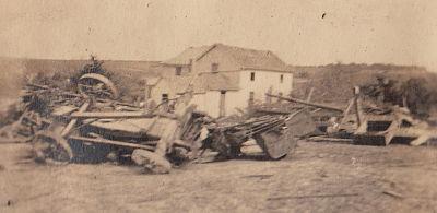 May 21 1918 Tornado damage.