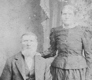 Fredrick and Marianne Heiden