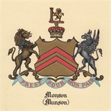 The Munson Family Crest
