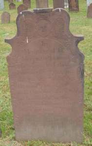 Merriman Munson tombstone.