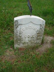 JAWoodington gravestone