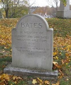 Clement & Ann Bates